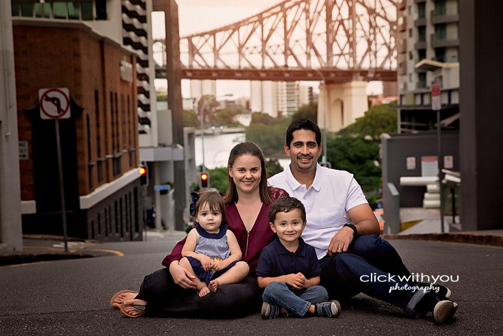 Family Portrait Brisbane City